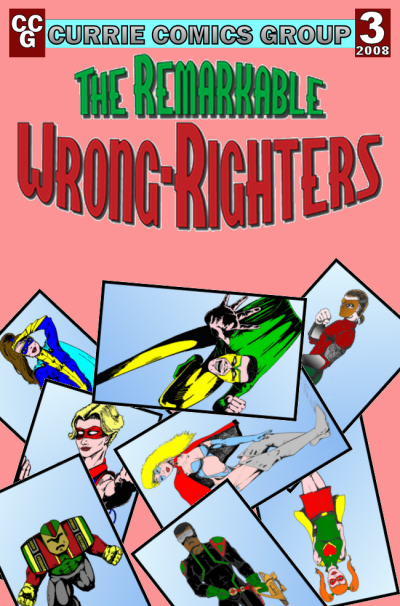 Remarkable Wrong-Righters 3 (2008)
