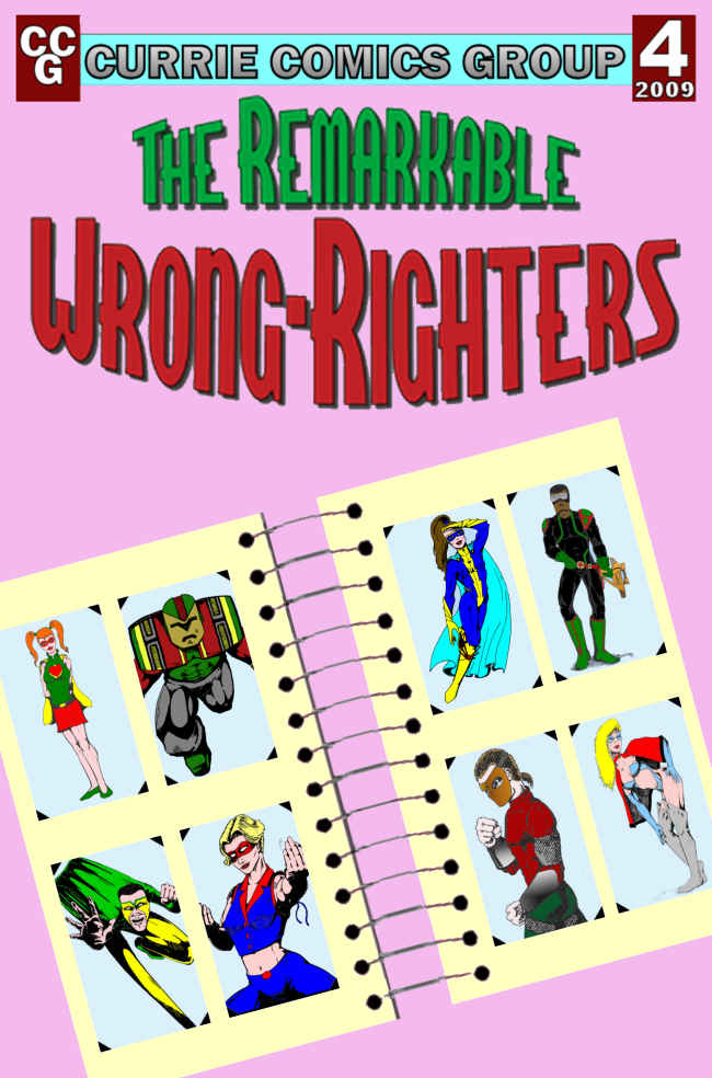 Remarkable Wrong-Righters 4 (2009)